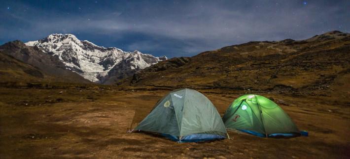 Camping en Ollantaytambo - Cusco